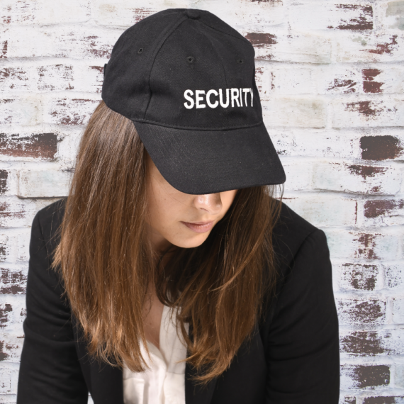 Security Cap design A